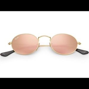 New Authentic Ray-Ban Oval RB3548